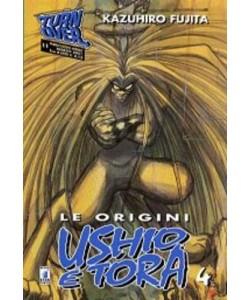Ushio E Tora Le Origini - N° 4 - Ushio E Tora Le Origini 4 - Turn Over Star Comics