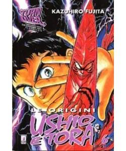 Ushio E Tora Le Origini - N° 6 - Ushio E Tora Le Origini 6 - Turn Over Star Comics