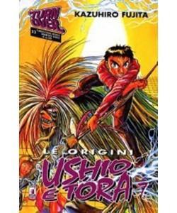 Ushio E Tora Le Origini - N° 7 - Ushio E Tora Le Origini 7 - Turn Over Star Comics