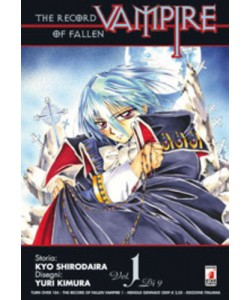 Vampire - N° 1 - The Record Of Fallen 1 - Turn Over Star Comics