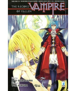 Vampire - N° 7 - The Record Of Fallen 7 - Turn Over Star Comics