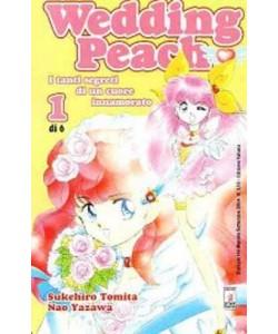 Wedding Peach - N° 1 - Wedding Peach 1 - Starlight Star Comics