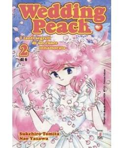 Wedding Peach - N° 2 - Wedding Peach 2 - Starlight Star Comics