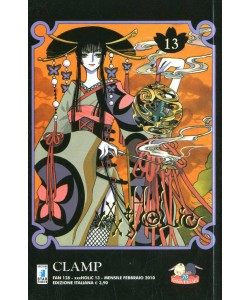 Xxxholic - N° 13 - Xxxholic 13 (M19) - Fan Star Comics