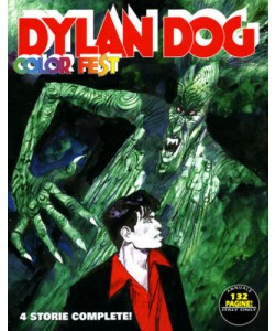 Dylan Dog Color Fest - N° 3 - La Fiaba Nera - Bonelli Editore