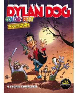 Dylan Dog Color Fest - N° 4 - Una Situazione Pesante - Bonelli Editore