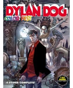 Dylan Dog Color Fest - N° 7 - Il Banco Dei Pegni - Bonelli Editore