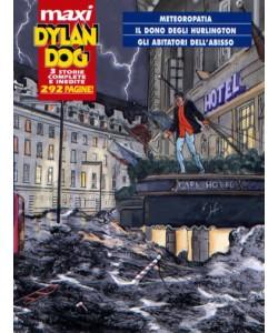 Dylan Dog Maxi - N° 10 - Meteoropatia - Bonelli Editore