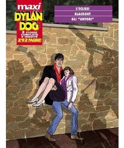 Dylan Dog Maxi - N° 11 - Blackout - Bonelli Editore