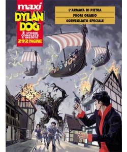 Dylan Dog Maxi - N° 13 - Fuori Orario - Bonelli Editore