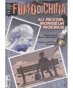 Fumo Di China - N° 204 - Fumo Di China - Cartoon Club