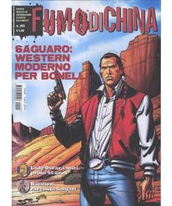 Fumo Di China - N° 205 - Copertina: Saguaro - Cartoon Club