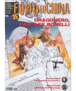 Fumo Di China - N° 216 - Fumo Di China - Cartoon Club