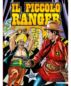 Piccolo Ranger - N° 20 - L'Invincibile/La Collana Di Smeraldi - If Edizioni