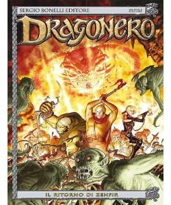 Dragonero - N° 34 - Il Ritorno Di Zehfir - Bonelli Editore