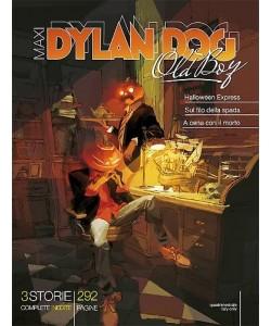 Dylan Dog Maxi - N° 25 - Maxi Dylan Dog N°25 - Old Boy Bonelli Editore