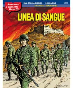 Romanzi A Fumetti Bonelli - N° 6 - Linea Di Sangue - Bonelli Editore