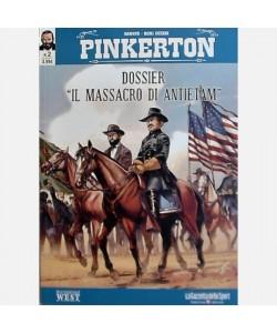 Gli albi del West - Pinkerton