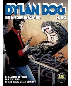 Dylan Dog Grande Ristampa - N° 50 - Dylan Dog Granderistampa N° 50 - Bonelli Editore