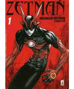 Zetman - N° 1 - Zetman 1 - Point Break Star Comics