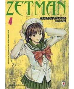 Zetman - N° 4 - Zetman 4 - Point Break Star Comics