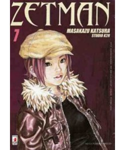 Zetman - N° 7 - Zetman 7 - Point Break Star Comics