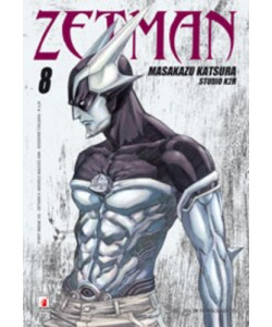 Zetman - N° 8 - Zetman 8 - Point Break Star Comics