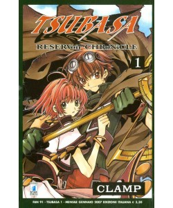 Tsubasa - N° 1 - Reservoir Chronicle 1 - Fan Star Comics