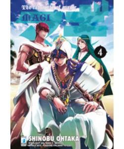Magi - N° 4 - Magi 4 - Starlight Star Comics