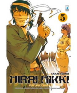 Mirai Nikki - N° 5 - Future Diary 5 (M12) - Point Break Star Comics