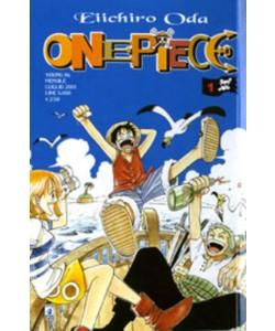 One Piece New Edition - N° 1 - One Piece 1 New Edition - Greatest Star Comics