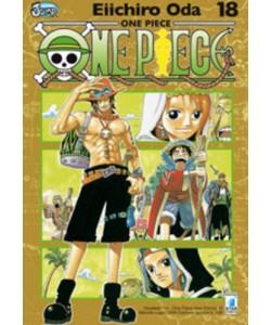 One Piece New Edition - N° 18 - One Piece New Edition 18 - Greatest Star Comics