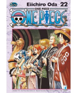 One Piece New Edition - N° 22 - One Piece New Edition 22 - Greatest Star Comics