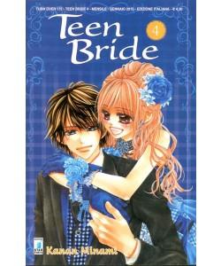 Teen Bride - N° 4 - Teen Bride 4 - Turn Over Star Comics