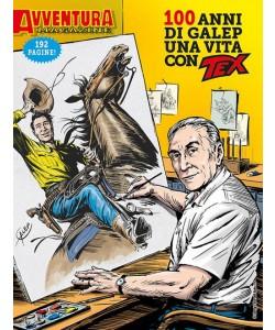 Avventura Magazine - N° 5 - Galep - Bonelli Editore