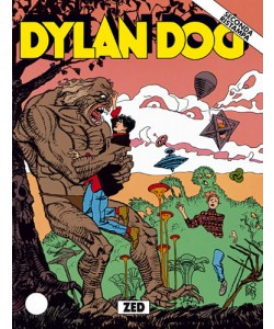 Dylan Dog 2 Ristampa - N° 84 - Zed - Bonelli Editore