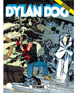 Dylan Dog 2 Ristampa - N° 90 - Titanic - Bonelli Editore