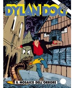 Dylan Dog 2 Ristampa - N° 92 - Il Mosaico Dell'Orrore - Bonelli Editore