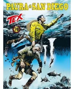 Tex Gigante - N° 689 - Paura A San Diego - Bonelli Editore