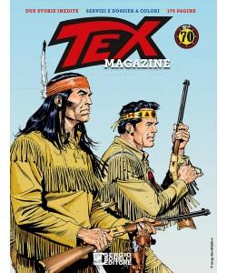Tex Magazine - N° 3 - 2018 - Detenuto Modello/L'Anima Del Guerriero - Bonelli Editore
