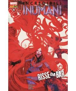 Incredibili Inumani - N° 5 - Incredibili Inumani - Marvel Italia