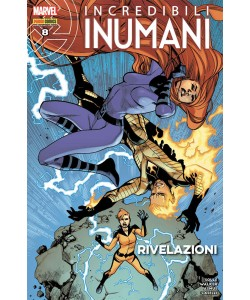 Incredibili Inumani - N° 8 - Incredibili Inumani - Marvel Italia
