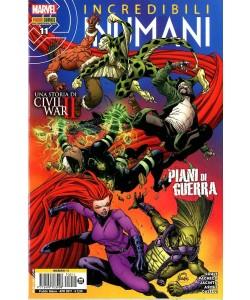 Incredibili Inumani - N° 11 - Inumani - Inumani Marvel Italia