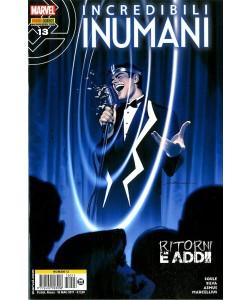 Incredibili Inumani - N° 13 - Inumani - Inumani Marvel Italia