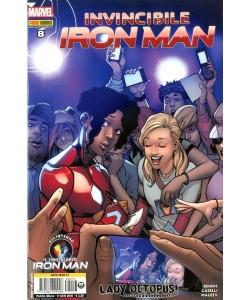 Iron Man - N° 57 - Invincibile Iron Man - Invincibile Iron Man Marvel Italia
