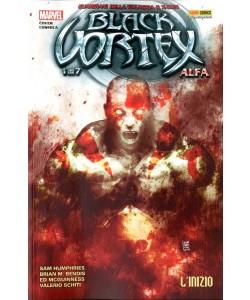 Marvel Miniserie - N° 161 - Black Vortex Alfa - Cover Cosmica - Guardiani Della Galassia & X-Men Marvel Italia