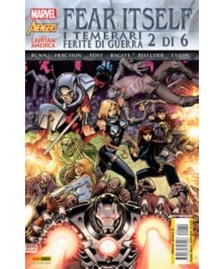 Marvel World - N° 10 - Fear Itself: I Temerari/Ferite Di Guerra 2 (M6) - Marvel Italia