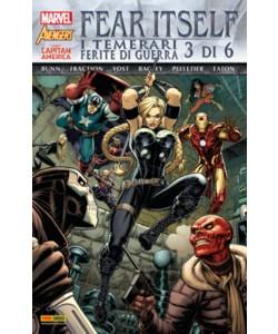 Marvel World - N° 11 - Fear Itself: I Temerari/Ferite Di Guerra 3 (M6) - Marvel Italia