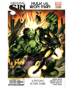 Marvel World - N° 27 - Original Sin: Hulk Vs. Iron Man - Marvel Italia
