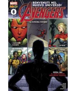 Marvel World - N° 32 - Avengers 0 - Marvel Italia
